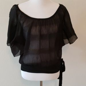 Arden B Side Tie Top